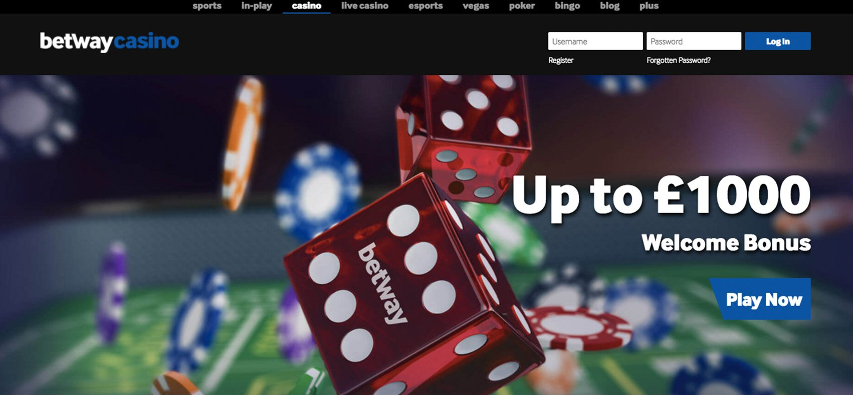 betway casino phone number