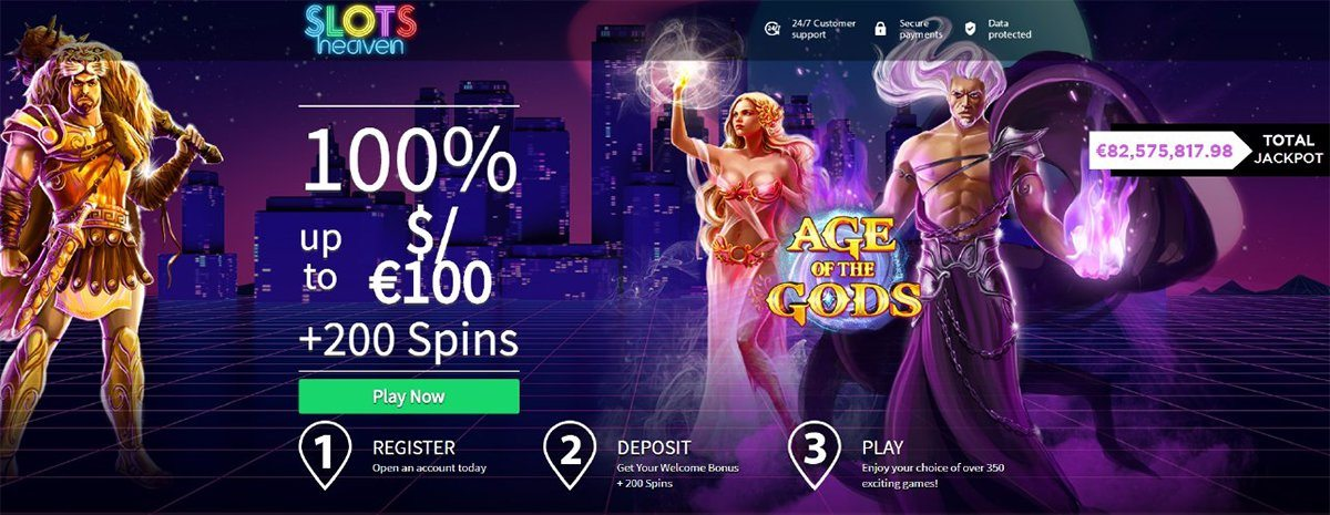 slot heaven online casino